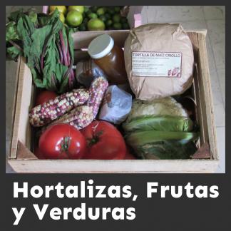 Hortalizas, Frutas y Verduras