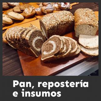 Pan y Repostería